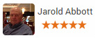 Jarold Abbott-Customer Review